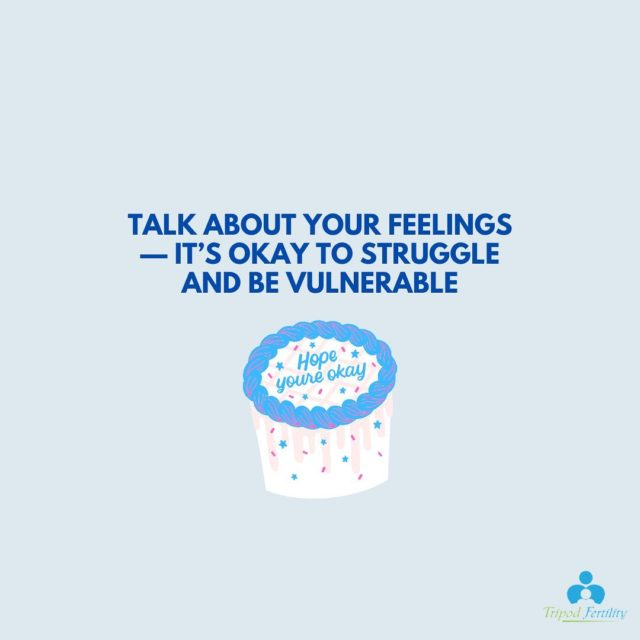 Talk about your feelings — it's okay to struggle and be vulnerable ⠀ For most people, the expression of positive emotions comes easily and effortlessly. But when it comes to talking about more complex emotions like infertility, reaching out and opening up can make us feel deeply vulnerable. ⠀ Withholding our feelings and emotions can make us feel like a pressure cooker.  Eventually, the valve needs to be released. Confiding in a close family member, or engaging the help of a professional on a regular basis can create ways to let off steam. ⠀ We offer a self-referral service for all persons needing fertility help. This allows you to take your fertility needs into your own hands and you will be able to speak to one of our fertility specialists within 2 weeks of the referral being received. ⠀ Waiting a shorter time will make all the difference.  #patientsfirst ⠀ https://www.tripodfertility.com/patient-self-referrals/